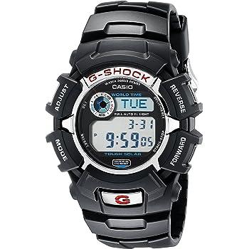 Casio G-Shock G2310R-1 Men's Solar Black Resin Sport Watch
