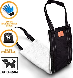 Pet Friendz Dog Lifting Harness for Rear Legs - Dog Sling for Back Legs, Rehabilitation Sling Harness, Dog Lift, Hip Support Harness to Help Lift Dogs Rear for Canine Aid
