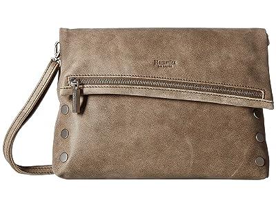 Hammitt VIP Large (Pewter/Brushed Silver) Handbags
