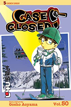 Case Closed, Vol. 50: Murder on the Slopes