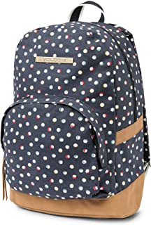 Volcom Junior's Vacations Canvas Backpack