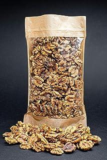 comprar comparacion Mitades y trozos crudos de nueces crudas, libres de transgénicos, recolectados del área orgánica (700gr)