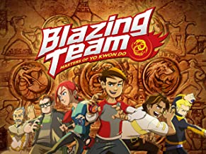 Best blazing team episodes Reviews