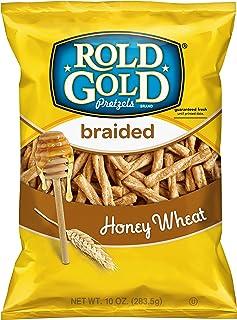Rold Gold Braided Honey Wheat Pretzels, 10 Ounce