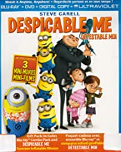 Despicable Me (with Inflatable Minion) (Blu-ray+DVD)