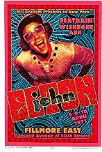 Elton John Seatrain Wishbone Ash Fillmore East Tribute SN/100 Signed David Byrd