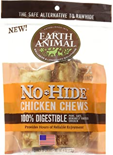 earth animal chicken chews