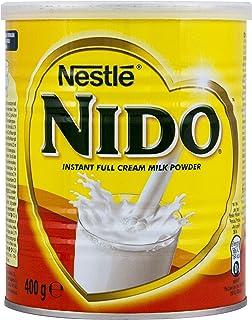 comprar comparacion Nestlé Nestle Nido leche en polvo instantánea, 400 G,