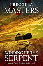 Winding Up the Serpent (Joanna Piercy Mystery Series Book 1)