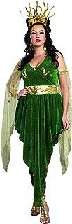Women's Plus-Size 3-Piece Medusa Costume