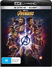 Avengers: Infinity War (4K Ultra HD + Blu-ray)