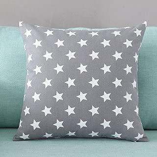 Best star pattern pillow Reviews