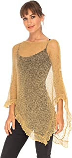 Best gold sheer shrug Reviews