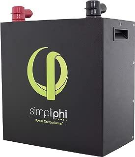 SimpliPhi PHI 3.5 kWh Battery 60A Deep-Cycle LFP (PHI-3.5-24-60)