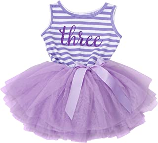 2af6fe097 Grace & Lucille 3rd Birthday Dress (Sleeveless)