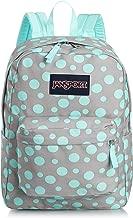 JanSport T501 Superbreak Backpack - Grey Rabbit Sylvia Dot