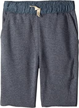 Lucky Brand Kids - French Terry Pull-On Shorts (Big Kids)