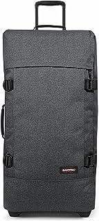 Eastpak Tranverz L Maleta, 121 L, Gris (Black Denim), 79 cm