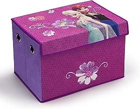 Delta Children Fabric Toy Box, Disney Frozen
