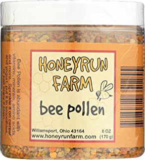 Honeyrun, Bee Pollen, 6 Ounce