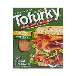 Tofurky Smoked Jame Style Slices, 156 g