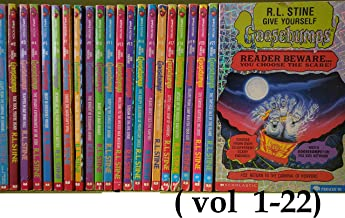 Give Yourself Goosebumps Series Set: Books 1-22