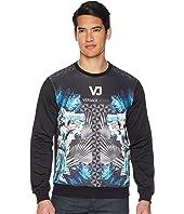 Versace Jeans - Kaleidoscope Graphic Sweatshirt