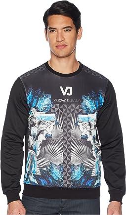 Kaleidoscope Graphic Sweatshirt