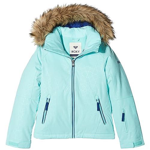 c110a62e634 Roxy ERGTJ03039 - Chaqueta de esquí para niña