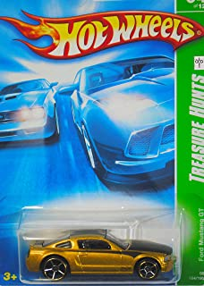 Hot Wheels 2008 / Ford Mustang GT Treasure Hunt #4