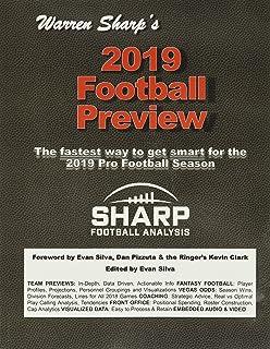 Warren Sharp's 2019 Football Preview