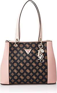Guess Womens Handbag, Brown/Blush - SE669136