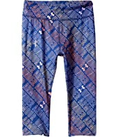 Under Armour Kids - Wordmark Capri (Little Kids)