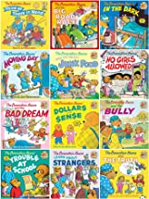 The Berenstain Bears Collection (12): The Berenstain Bears and Too Much Junk Food; the Berenstain Bears Learn About Strang...