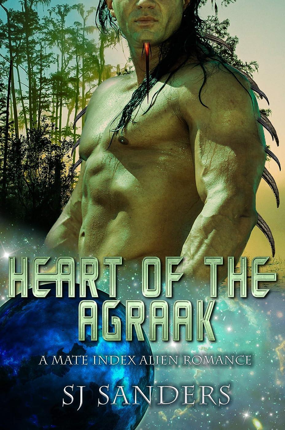 雑品オンス仕方The Heart of the Agraak: A Mate Index Alien Romance (The Mate Index Book 9) (English Edition)