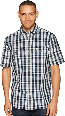 Carhartt Fort Plaid Short Sleeve Top