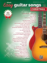 Alfred's Easy Guitar Songs -- Christmas: 50 Christmas Favorites