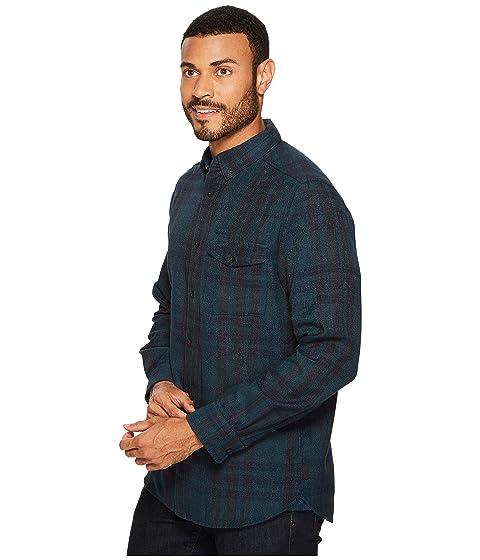 de9d826d2 Long Sleeve Thermocore Shirt, Kodiak Blue Plaid