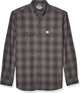 Men's Fort Plaid Long Sleeve Shirt