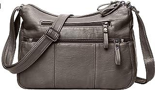 Purses for Women Soft PU Leather Shoulder Bag Ladies Crossbody Purse Pocketbooks