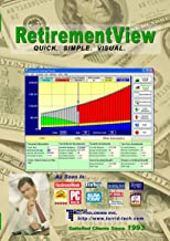 Retirement Planning Software - Personal Edition (for Windows or Mac)