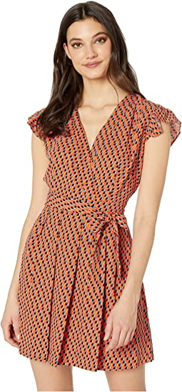 Juicy Geo Print Dress