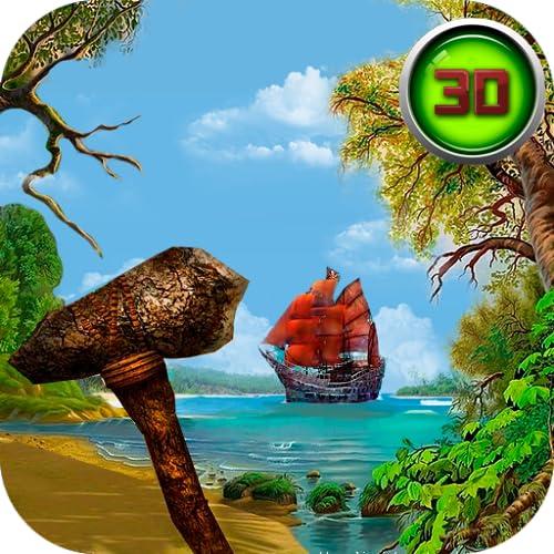 Pirate Kings Island Survival Simulator: Captain Jack Caribbean Hunt 3D