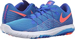 Racer Blue/Bright Mango/Blue Glow/White