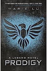 Prodigy (LEGEND Trilogy Book 2) Kindle Edition