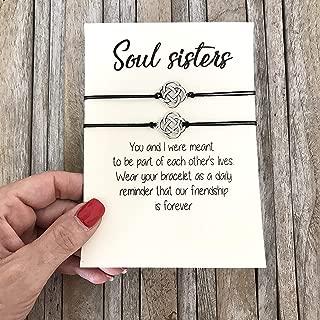 soul sister celtic knot