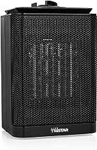 Tristar KA-5013 Elektrische Keramische Kachel – 3 standen – Ideaal voor op de camping, zwart