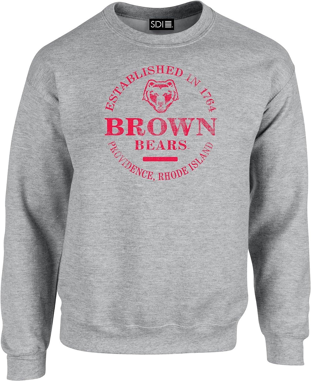 SDI NCAA Round 50//50 Blended 8 oz Crewneck Sweatshirt