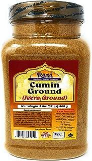 Rani Cumin (Jeera) Powder Spice 2lbs (32oz) Bulk ~ All Natural | Vegan | Gluten Free Ingredients | NON-GMO | Indian Origin