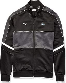 Motorsport Men's BMW T7 Track Jacket , XX-Large, PUMA Black